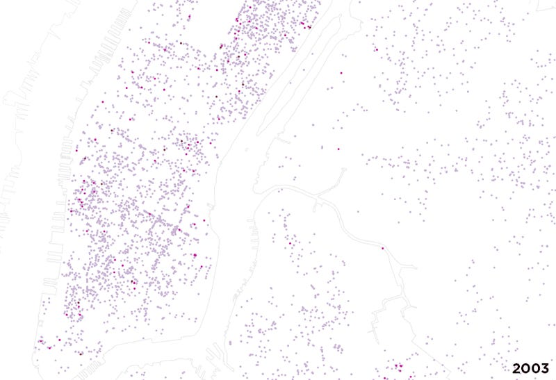 10 Years of NYC Renovations In a Single GIF