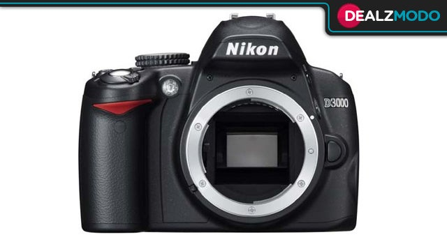 This Beginner's DSLR Is Your Deal of the Day