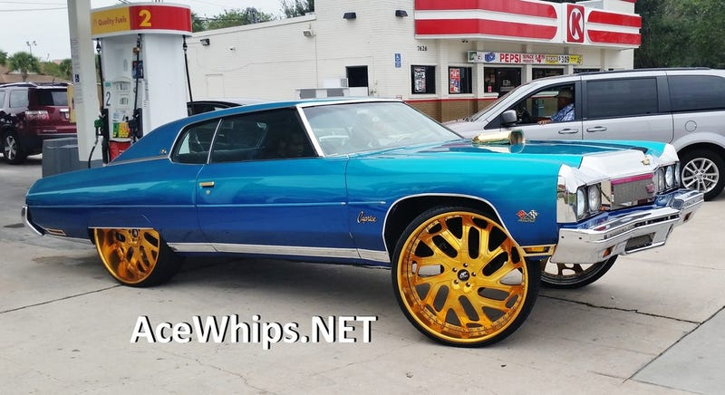 Ace Whips Donks Autos Post