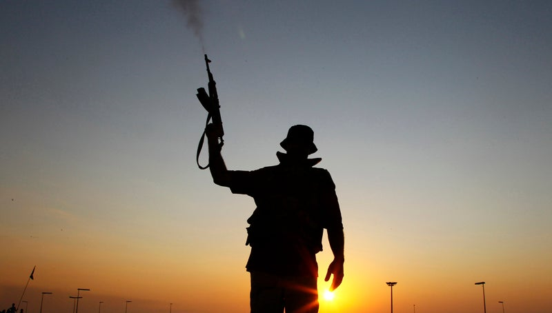 Rebels Continue Fight as Qaddafi Remains Defiant