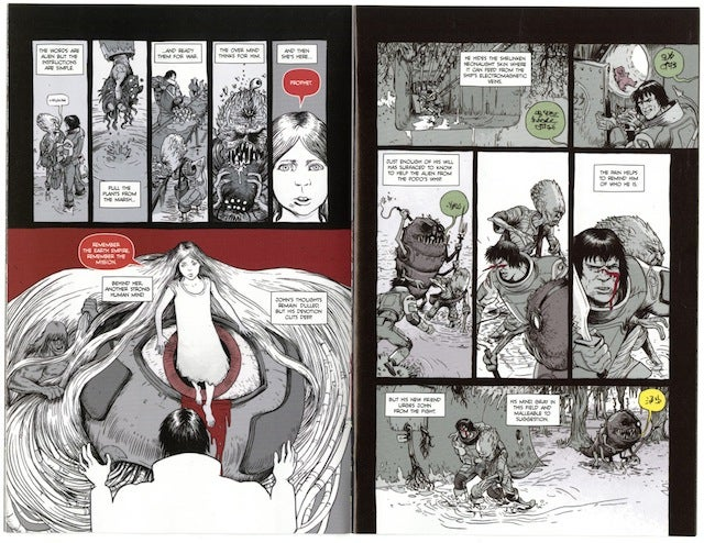 How Digital Comics Change the Way Comic Books are Drawn—And Imagined