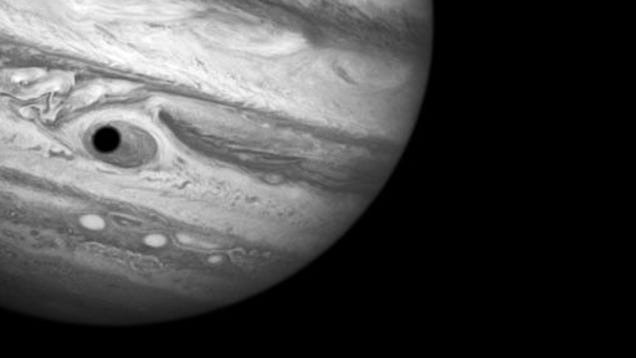 research paper on jupiter