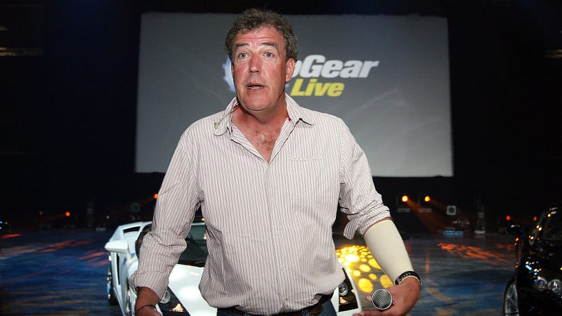 Are The Guys From Top Gear Taking Supercars Into Mexico?