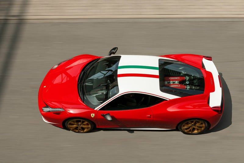 "Ferrari 458 Italia ""Niki Lauda Edition"" For Sale"