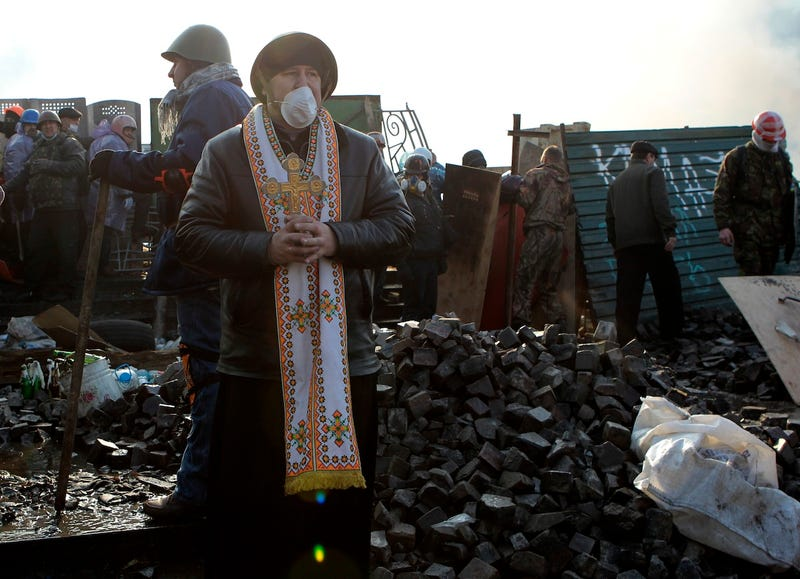 Kijev lángokban