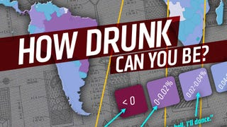 This Map Will Show You Drunk Driving Limits All Over The World