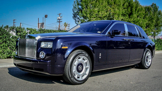 You Can Buy A Rolls Royce Phantom For $400,000 Off Its Original Price
