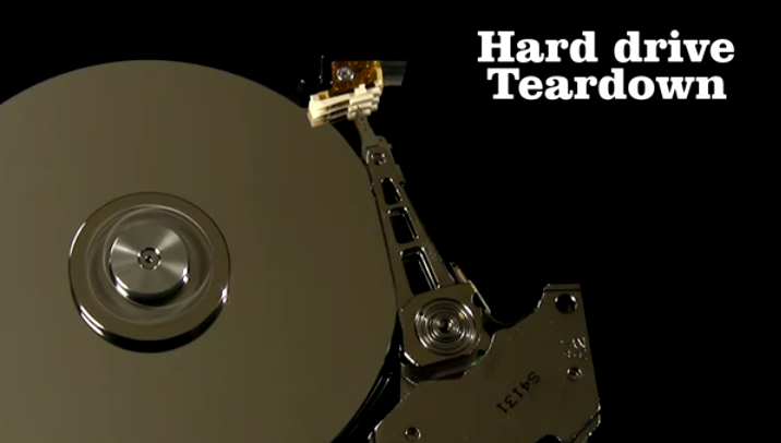 The Secret Lives of Hard Drives
