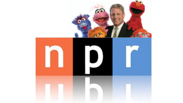 Muppet Slavedriver Named Head of NPR