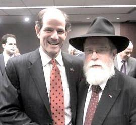 Eliot Spitzer: Shanda fur die Goyim