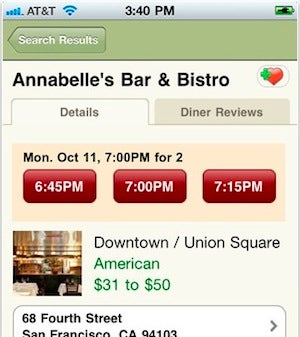 Five Best Restaurant Discovery Apps