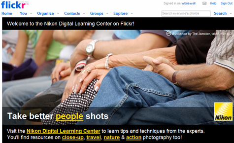 Take Better Shots with the Nikon Digital Learning Center