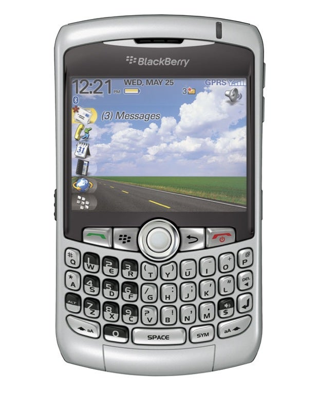 BlackBerry 8300 Curve: The Media CrackBerry You Really Want