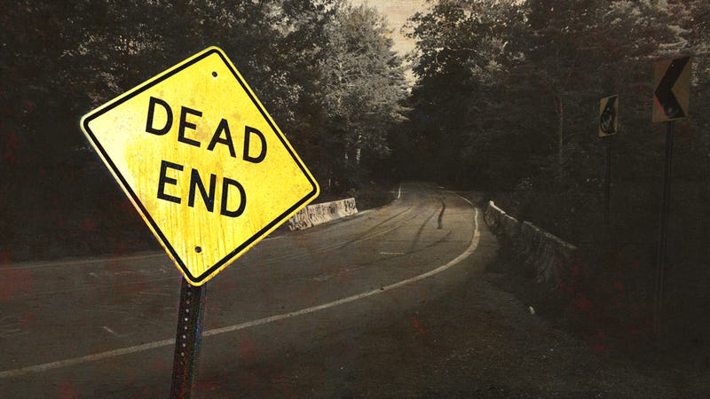 Is this the scariest road in America?