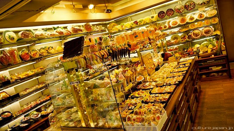 This Store Sells Food. Plastic Food.