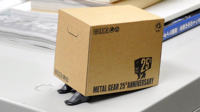 Just About The Most Perfect Metal Gear Toy
