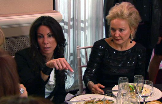Real Housewives of New Jersey: The Second World War Begins