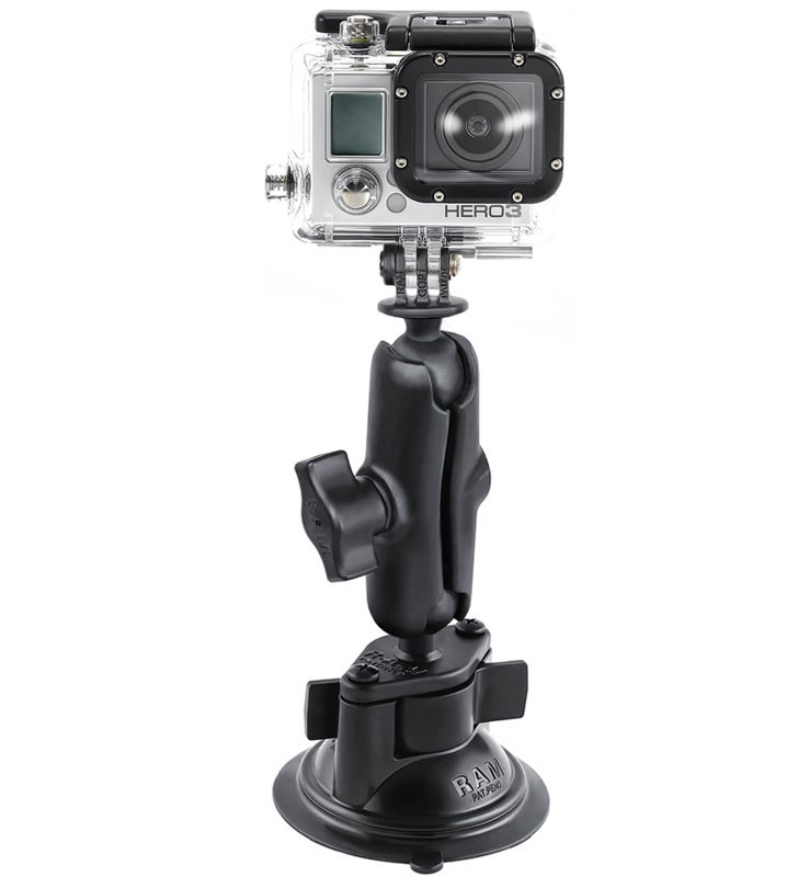 Quick test: Nabi Square HD action camera (with video)