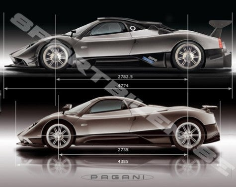 Geneva Pre-Show: Pagani Zonda R Club Racer
