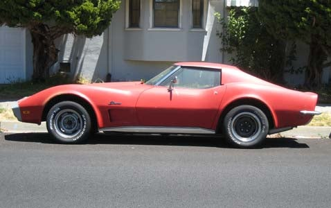 1973 Corvette Stingray