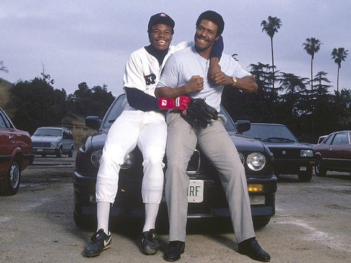 Private Stache: Ken Griffey Jr. Has A Senior Moment