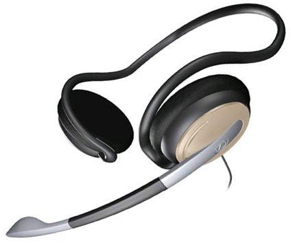 Sennheiser M145 USB Mac Skype Headset Hands-On