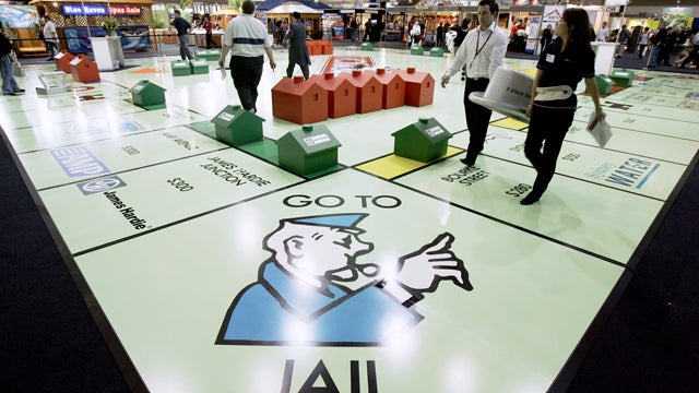 Woman Sent Directly To Jail After Monopoly Game Stabbing
