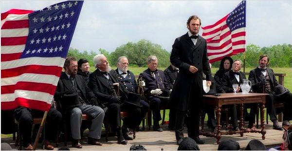 Abraham Lincoln Vampire Hunter Picture