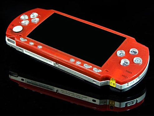 Your PSP Doesn't Glow (Yet)