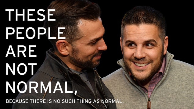 Look at the Perfect Gay People: The Case Against 8