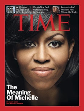 "Michelle Obama In Time: ""There Are Thousands Of Role Models Like Me"""
