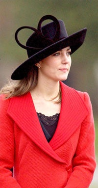 Kate Middleton Says Goodbye To That Rag Trade
