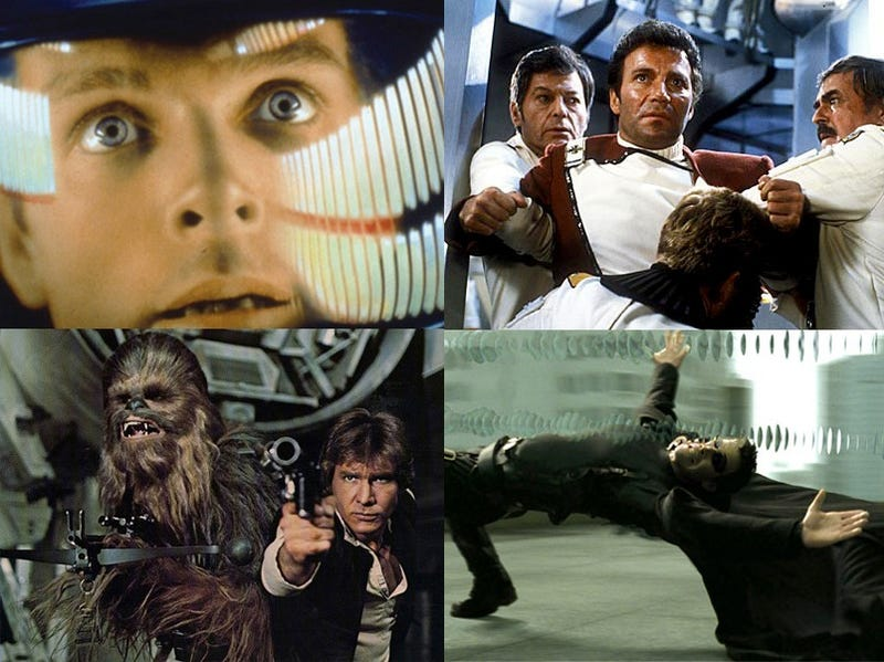 And the best year in science fiction is?