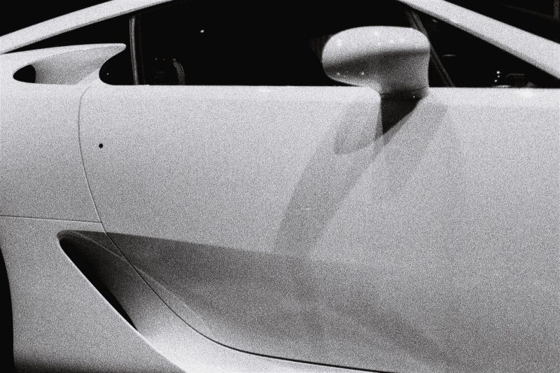 Photographing Supercars with Weird, Old Cameras