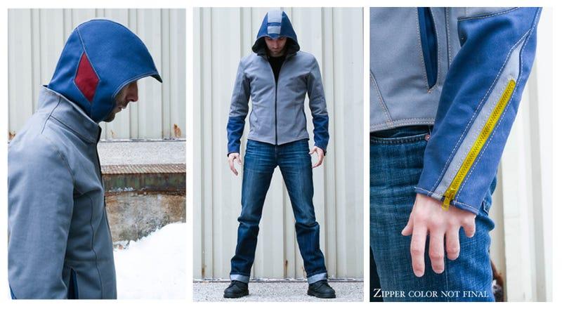 The Killer Mega Man Jacket That Might Not Happen