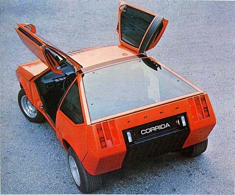 What Might Have Been: Ford Fiesta Corrida