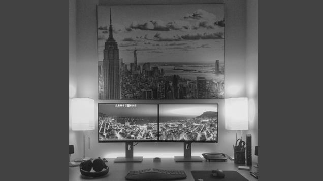 The Cityscape Workspace