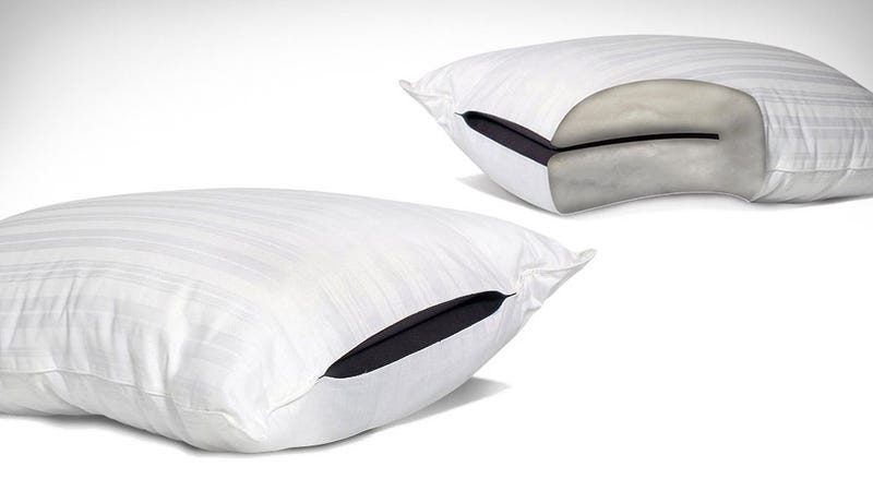 The Privacy Pillow Hides Your Goods Where Few Will Expect to Find Them