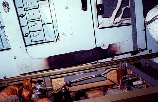 That One Time a Fire Almost Destroyed the Mir Space Station