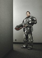 Cliff Bleszinski Is So Not Burnt Out