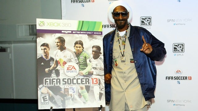 Snoop Lion Wants To Buy A Stake In A Scottish Premier League Team