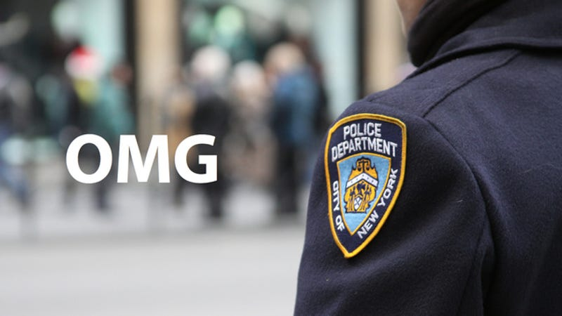 Should the NYPD Have to Wear Cameras Everywhere They Go?