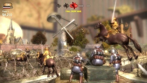 Toy Soldiers Is Your XBLA Game of the Week, COG Armor Your New Deal