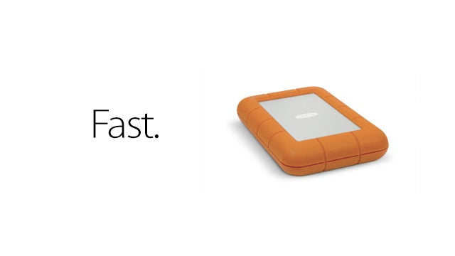 LaCie Put Thunderbolt on Its Portable, Rugged External SSD, and That's Awesome