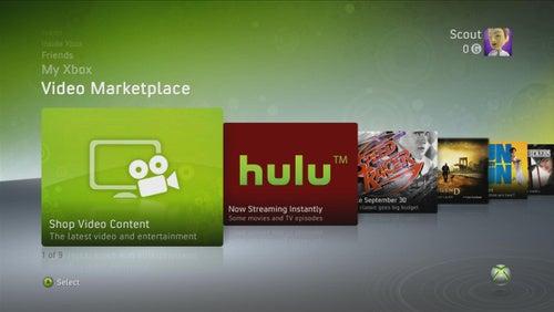 Hulu Coming to Xbox Live?