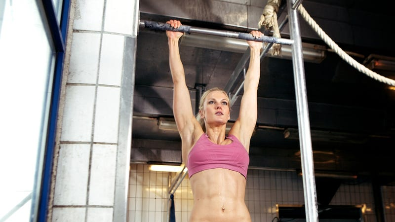 Women Can't Do Pull-Ups and the Presidential Physical Fitness Test Is a Lie