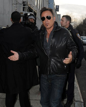 Bruce Springsteen Alleged to Be Ass Man in Divorce Papers
