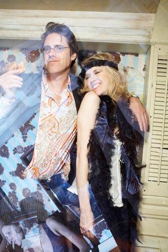 Rufus Griscom and Alisa Volkman