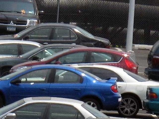 Stolen Ford Fiesta Towed, Not Stolen