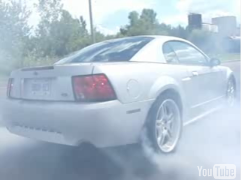 Slow-Motion Burnout Video Captures Essence Of Hoonage
